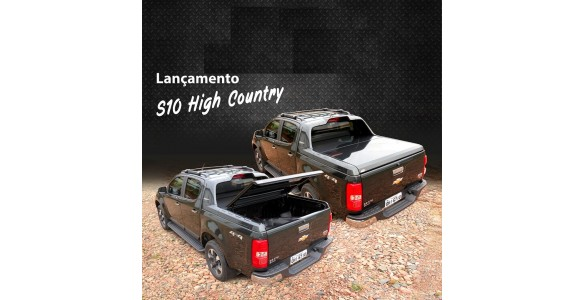 Capotas De Fibra Para S10 High Country