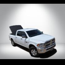 Capota de Fibra Para Dodge RAM Cabine Dupla
