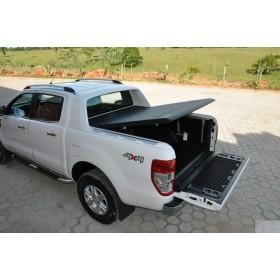 Capota De Fibra Para Nova Ranger Limited Cabine Dupla